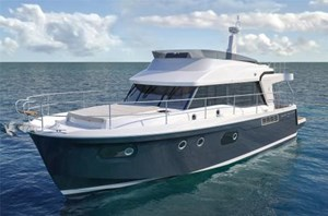 Beneteau Swift Trawler 47 2019
