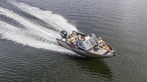 2019 Crestliner 1850 Super Hawk Photo 1