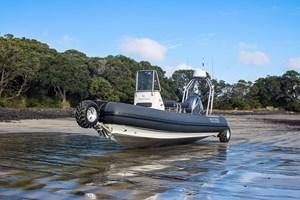 2018 Sealegs 7.1M Amphibious Sport Rib Photo 1