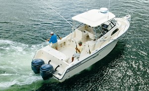 2019 Grady-White Marlin 300 Photo 1