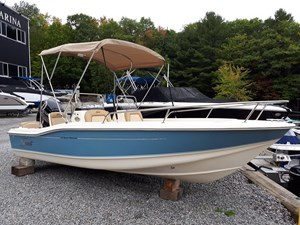 2019 Scout 175 Sport Fish Photo 1