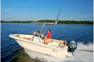 2019 Scout 195 Sport Fish Photo 1