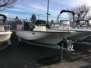 2019 Boston Whaler 170 Montauk 2018 Photo 1