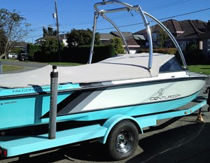 Montara Surf Boss 25 2019 New Boat for Sale in Surrey, British