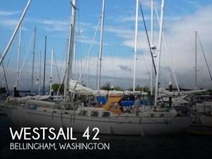 1974 Westsail 42