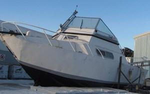 1980 1980 26' x 10.5' Aluminum Work Boat
