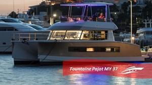 2022 Fountaine Pajot MY37