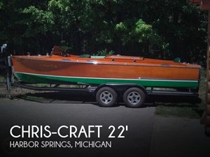 Chris-Craft Antique and Classics Boats for Sale - Page 1 of