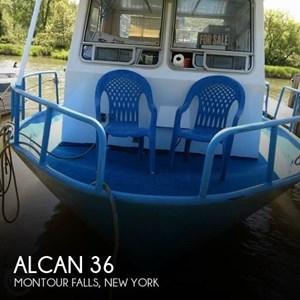 1969 Alcan 36