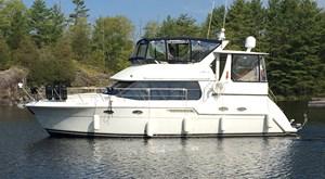 Carver 406 Aft Cabin Motor Yacht 1999