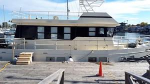 1990 Custom Steel Trawler Custom Built