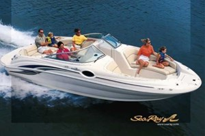Sea Ray Deck Boat Boats for Sale - Page 1 of 3 - BoatDealers ca