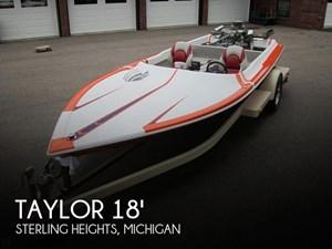 1978 Taylor Super Sport Deluxe