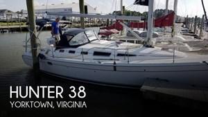 2006 Hunter 38