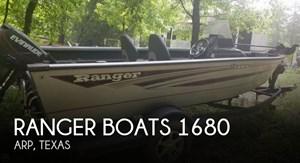 2015 Ranger VS1680 SC