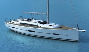 2021 Dufour Yachts 412 Grand Large