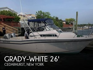Used Grady-White Boats for Sale - Page 1 of 6 - BoatDealers ca
