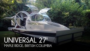 2006 Universal Hovercraft SP UH18-SPW Hoverwing