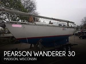 1967 Pearson Wanderer 30