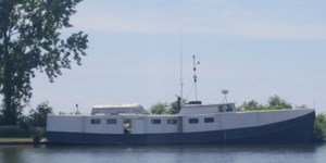 1947 71' x 18.5'  1947/1986 Great Lakes Commercial Fishing Vessel