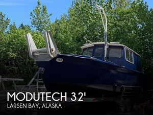 1978 Modutech Bristol Bay 32 Bowpicker