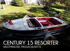 1965 Century 15 Resorter