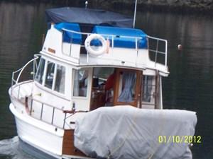 Island Gypsy Motor yacht 1977