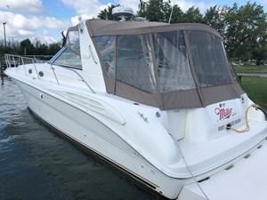 1999 Sea Ray 400