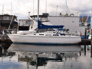 1982 Catalina sloop