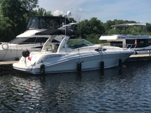 Sea Ray Sundancer 2003
