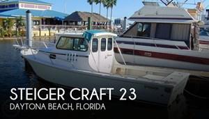 2001 Steiger Craft 23 Chesapeake