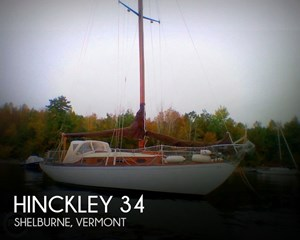 1950 Hinckley SOU'WESTER 34