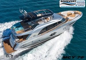2021 Monte Carlo MCY 76