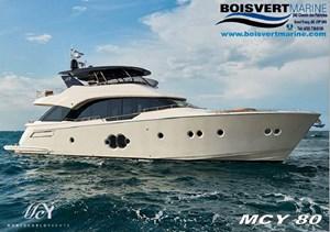 2021 Monte Carlo MCY 80