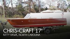 1959 Chris-Craft Cavalier 17