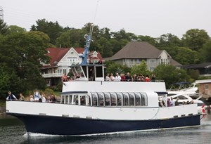 1997 48'6 x 16' GRP Passenger Vessel - Also Available for Lease
