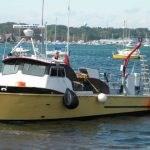 1973 Twin Screw Crew/ Dive Boat