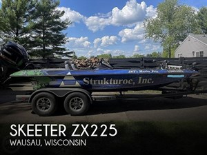 2018 Skeeter ZX225