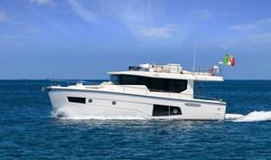 2015 Cranchi Eco Trawler 43 longue distance
