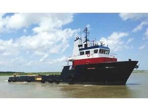 2001 Cargo Ship DP-1 Offshore Supply Vessel