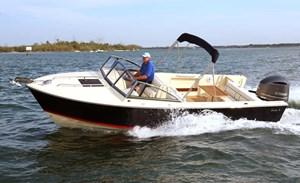 2022 Rossiter R23 Classic Day Boat