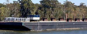 1998 220′ x 60′ x 14′ ABS Deck Barge