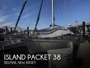 1990 Island Packet 38 Cutter