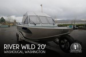 2015 River Wild Elite Forward Helm