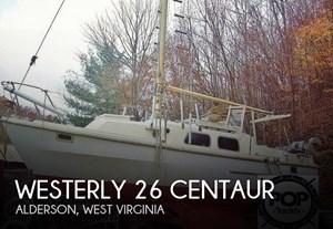 1972 Westerly 26 Centaur
