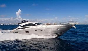 2005 Viking Yachts V70