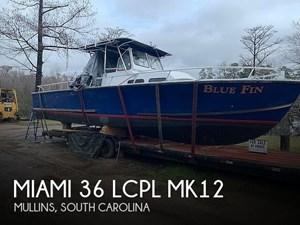 1966 Miami Beach Yacht 36 LCPL Mk12