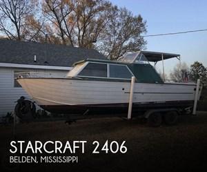 1973 Starcraft 2406