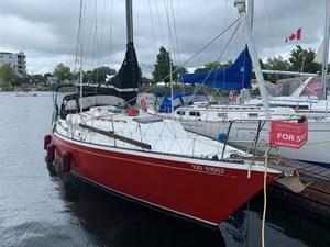 1980 Aloha Yachts 34
