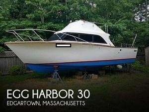 1973 Egg Harbor 30 Sport fisher